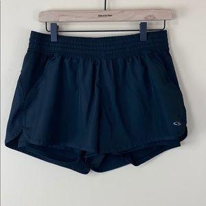Fully lined running shorts